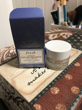 Photo of fresh Lotus Youth Preserve Face Cream uploaded by Gladys D.