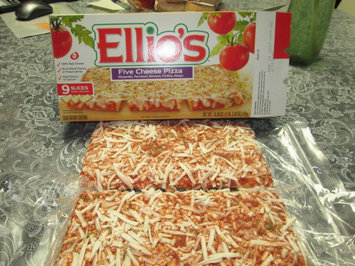 Ellio's Pizza Five Cheese uploaded by member-946b73c19