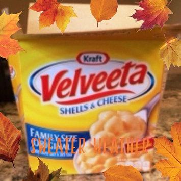 Velveeta Shells & Cheese Family Size Dinner Original uploaded by Alyssa S.
