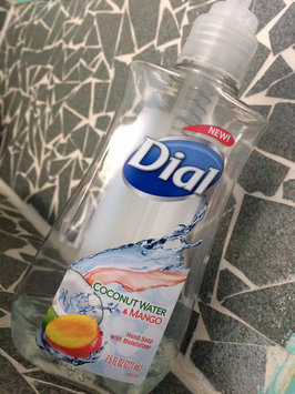 Photo of Dial Liquid Hand Soap, Coconut Water & Mango, 7.5 fl oz uploaded by Kaitlyn P.