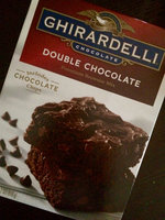 Ghirardelli Double Chocolate Brownie Mix uploaded by Kate P.