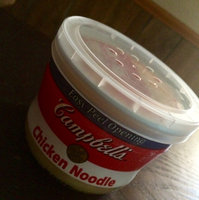 Campbell's® Chicken Noodle Soup Microwavable Bowl uploaded by Kaitlyn P.