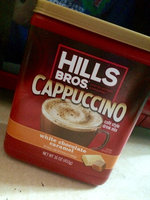 Hills Bros White Chocolate Caramel Cappuccino 16 Oz Plastic Container uploaded by Kaitlyn P.