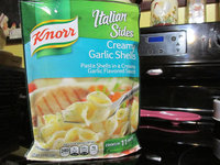 Knorr® Sides Italian Creamy Garlic Shells uploaded by Lindsey P.