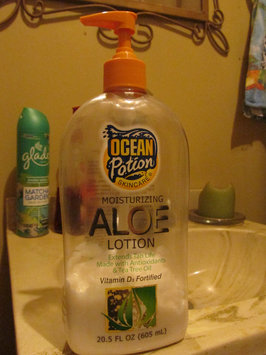 Photo of Ocean potion Moisturizing aloe lotion 8.5oz (pack of 2) uploaded by Lindsey P.