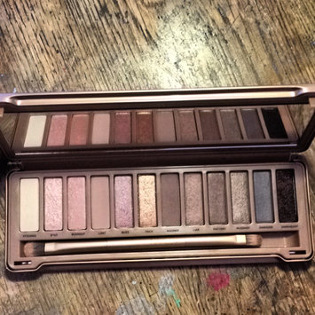 Urban Decay NAKED3 Eyeshadow Palette uploaded by Scarlett R.