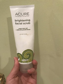 Acure Brightening Facial Scrub uploaded by Elizabeth D.