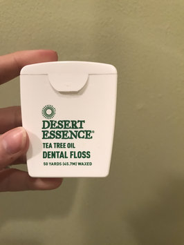 Photo of Desert Essence Tea Tree Oil Dental Floss uploaded by Elizabeth D.