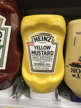 Photo of Heinz® Yellow Mustard uploaded by Angymer D.