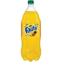Fanta Pineapple Soda uploaded by Paula J.