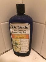 Dr. Teal's Chamomile Foaming Bath uploaded by Elizabeth D.
