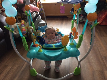Photo of Disney Baby Finding Nemo Sea of Activities Jumper uploaded by Lindsay M.
