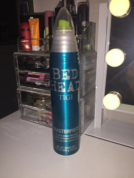 Photo of Tigi Bed Head Masterpiece Massive Shine Hairspray uploaded by Catherine B.
