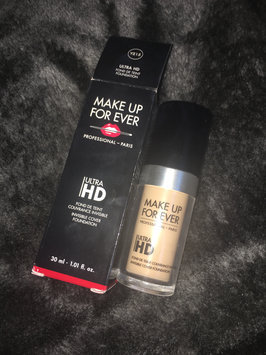 MAKE UP FOR EVER Ultra HD Foundation uploaded by Ella H.