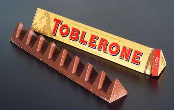 Toblerone Swiss Milk Chocolate uploaded by Carolina R.