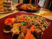 Turtle Island Foods Tofurky Italian Sausage with Sun-Dried Tomatoes and Basil uploaded by Kiana W.