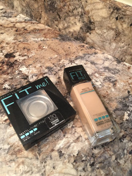 Maybelline Fit Me! Set + Smooth Pressed Powder uploaded by Erin J.