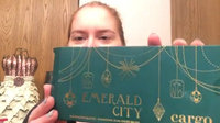 CARGO Emerald City Eyeshadow Palette - Limited Edition, Multicolor uploaded by Staci D.