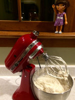 KitchenAid 4.5 qt. Ultra Power Stand Mixer - Empire Red uploaded by Sarah S.