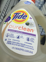 Tide® Purclean™ Honey Lavender Laundry Detergent uploaded by Niki E.
