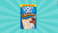 Kellogg's Pop-Tarts Frosted Maple Bacon Toaster Pastries uploaded by Randi T.