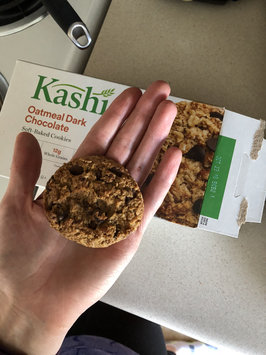Photo of Kashi® Oatmeal Dark Chocolate Cookies uploaded by Delaney L.