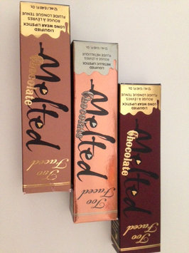 Too Faced Melted Metal Liquified Metallic Lipstick uploaded by Ashane' S.
