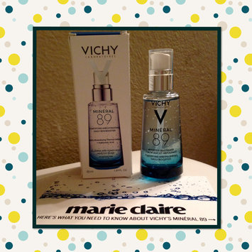 Vichy Mineral 89 Hyaluronic Acid Face Moisturizer uploaded by Linden C.