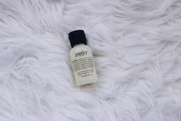 philosophy purity made simple one-step facial cleanser uploaded by Natalie L.