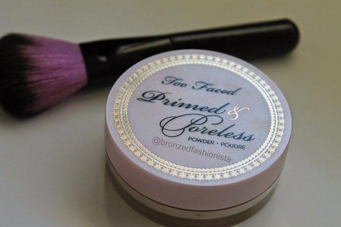 Too Faced Primed & Poreless Loose Powder uploaded by Juan Rafael H.