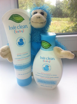 Live Clean® Baby Gentle Moisture Tearless Shampoo & Wash uploaded by Anastasia K.