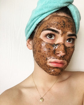 Photo of LUSH Cup O' Coffee Face and Body Mask uploaded by Madison S.