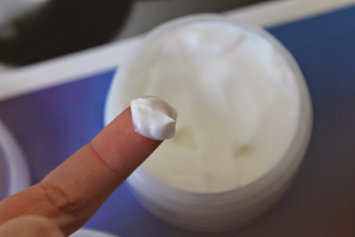 Photo of Glossier Moisturizing Moon Mask uploaded by Polina R.