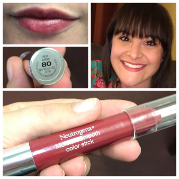 Neutrogena MoistureSmooth Color Stick uploaded by Jen T.