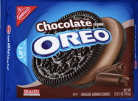 Nabisco Oreo Cookies Chocolate Creme uploaded by Genesis C.
