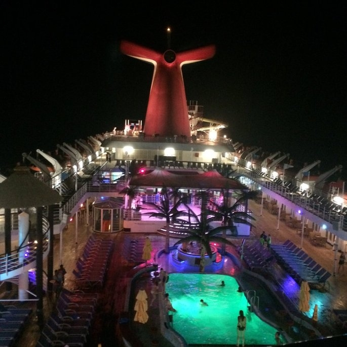 Carnival Cruise Line uploaded by Tayler C.