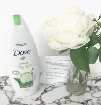 Photo of Dove Go Fresh Cool Moisture Body Wash uploaded by Awura-ama O.