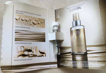Photo of Wella LuxeOil Reconstructive Elixir For Keratin Protection 3.38 oz uploaded by Allison W.