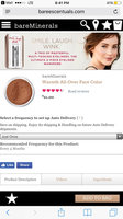 Mineral Hygienics Mineral Hygienices Bronzer Warm Kiss 28g uploaded by Samantha S.