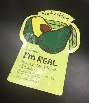 Photo of Tony Moly - I'm Real Avocado Mask Sheet (Nutrition) uploaded by TaShyra G.