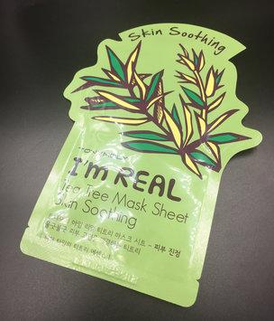 Photo of TONYMOLY I'm Real Tea Tree Mask Sheet Mask uploaded by TaShyra G.