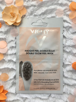 Photo of Vichy Double Glow Facial Peel Mask uploaded by Delphine R.
