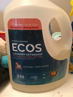 Earth Friendly Products Ultra ECOS Free & Clear Laundry Detergent 2X uploaded by Demet T.