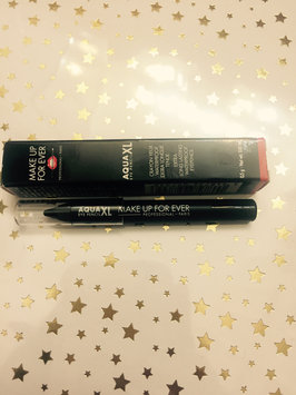 Photo of MAKE UP FOR EVER Aqua Eyes Waterproof Eyeliner Pencil uploaded by Veronica M.