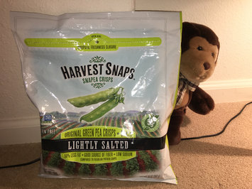Photo of Harvest Snaps Snapea Crisps Lightly Salted uploaded by Ai Y.