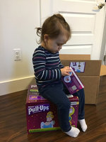 Huggies® Pull-Ups® Night Time® Training Pants for Girls 2T-3T 38 ct Pack uploaded by Melissa S.