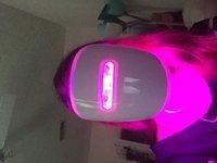 Neutrogena Light Therapy Acne Mask uploaded by Lindsey H.