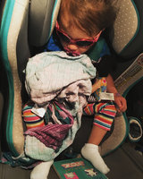 Chicco NextFit Convertible Car Seat - Gravity uploaded by Colleen S.