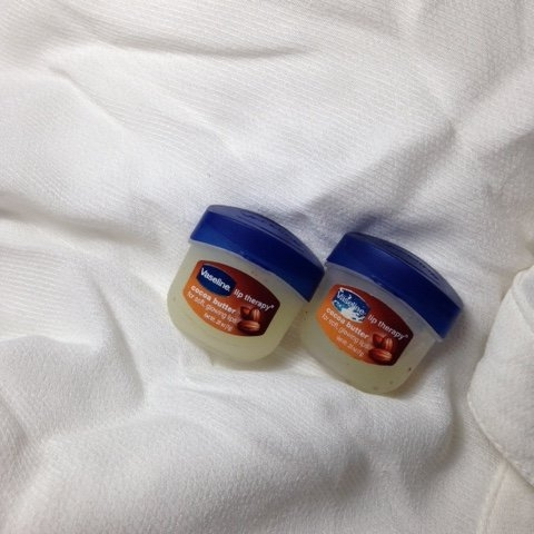 Vaseline Lip Therapy Cocoa Butter Mini uploaded by Pamela R.