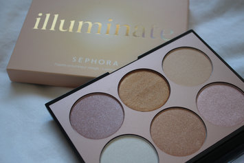 SEPHORA COLLECTION Illuminate Palette uploaded by Haley M.